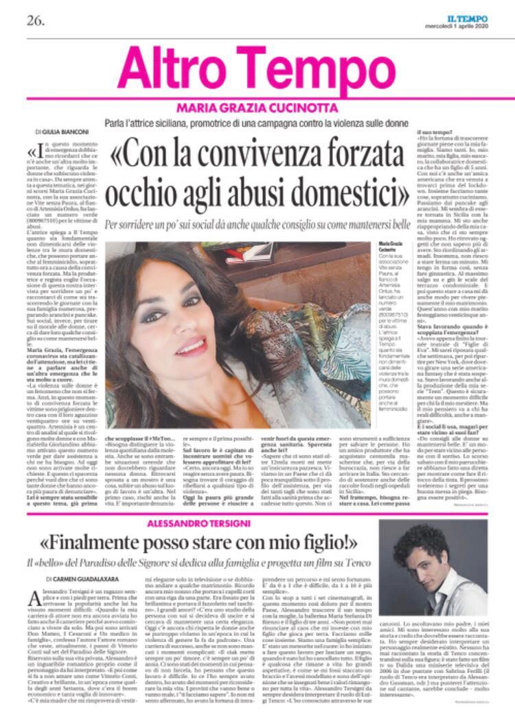 Abusi domestici: con la convivenza forzata aumentano i casi di violenza